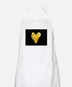 Heart Shaped Potato Chip Apron