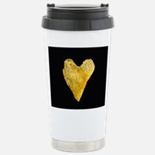 Heart Shaped Potato Chip Travel Mug