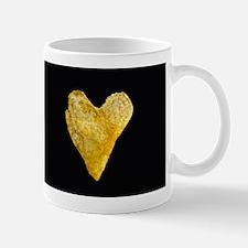 Heart Shaped Potato Chip Mugs