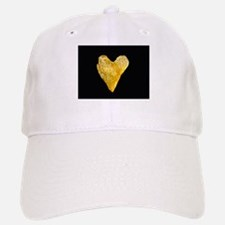 Heart Shaped Potato Chip Baseball Baseball Baseball Cap