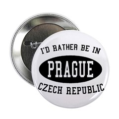 I'd Rather Be in Prague, Czec Button