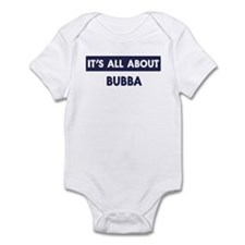 All about BUBBA Infant Bodysuit