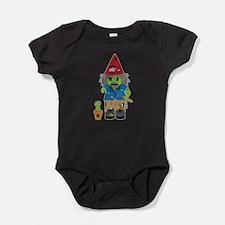 Funny Zombie Baby Bodysuit