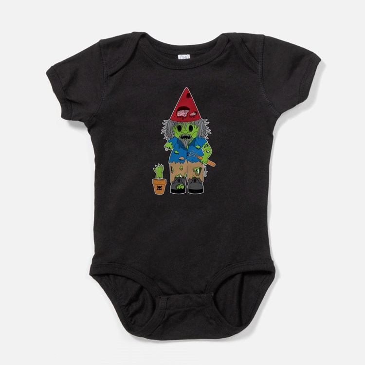 Cute Flesh Baby Bodysuit