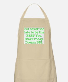 The BEST You Apron