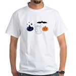 HALLOWEEN White T-Shirt
