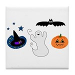 HALLOWEEN Tile Coaster