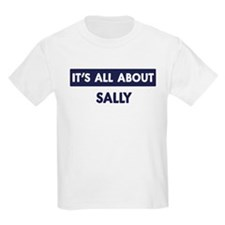 All about SALLY T-Shirt