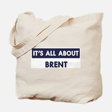 All about BRENT Tote Bag