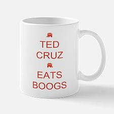 Cruz Eats Boogs Mug