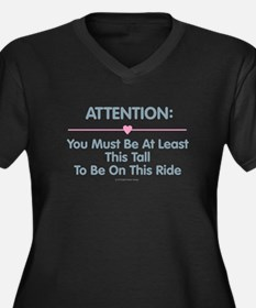 This Tall Ride Plus Size T-Shirt