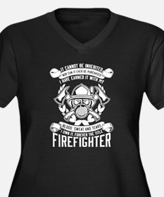 Firefighter Tshirts Plus Size T-Shirt