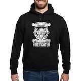 Firefighter Hoodies & Sweatshirts
