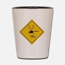 Unique Hazard Shot Glass