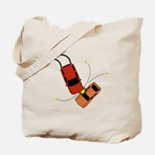 Cute Accident Tote Bag
