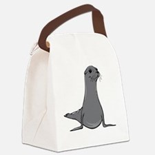 Cute Sea Canvas Lunch Bag