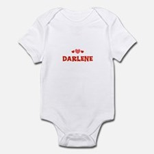 Darlene Infant Bodysuit