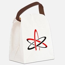 Funny Atheism Canvas Lunch Bag