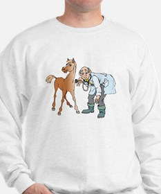 Unique Veterinarian Sweatshirt