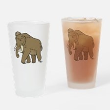 Unique Mammoth Drinking Glass