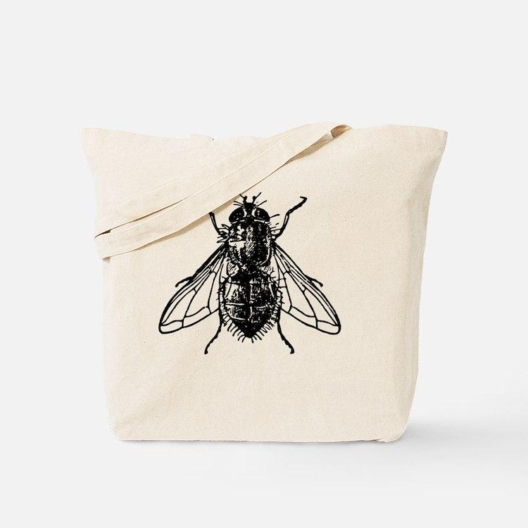 Cute Housefly Tote Bag