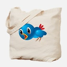 Cute Angry birds Tote Bag