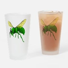 Unique Green hornet Drinking Glass