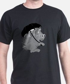 Unique Squirrel glasses T-Shirt