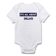 All about DILLAN Infant Bodysuit