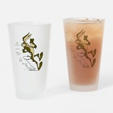 Unique Road runner Drinking Glass