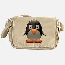 Unique Penguins Messenger Bag