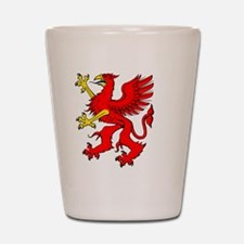 Cool Griffin Shot Glass