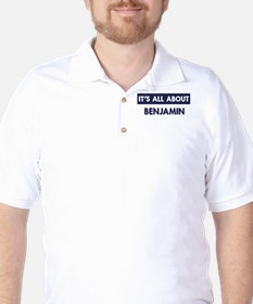 All about BENJAMIN T-Shirt