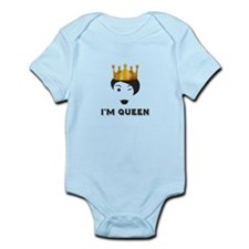 king and queen couple Body Suit