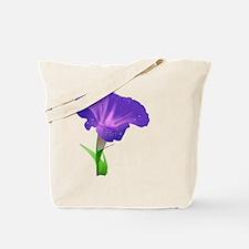 Cute Morning glory Tote Bag