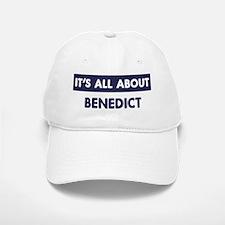 All about BENEDICT Baseball Baseball Cap