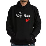 Hey boo Hoodie (dark)