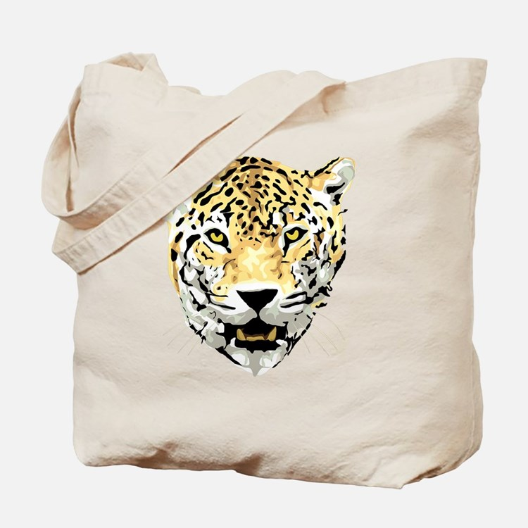 Cute Jaguar Tote Bag