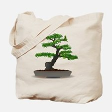 Cute Bonsai Tote Bag