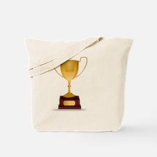 Funny Trophy Tote Bag