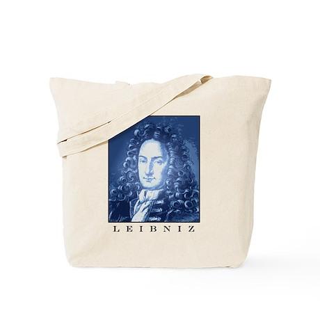 Leibniz Tote Bag