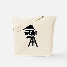 Cute Snap camera Tote Bag