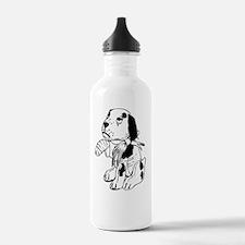 Funny Broken leg Water Bottle