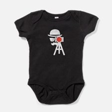 Cute Snap camera Baby Bodysuit