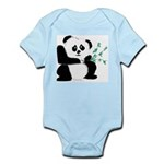 Panda Bear Body Suit