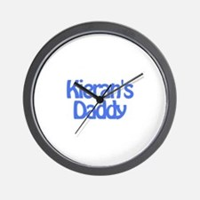 Kieran's Daddy Wall Clock
