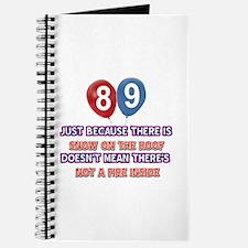 89 year old designs Journal
