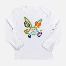 Cute Baby boy easter Long Sleeve Infant T-Shirt