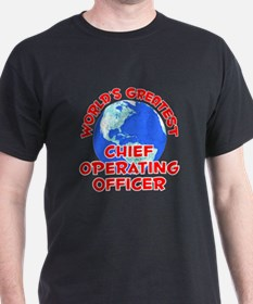 Unique Cute chief operating officer T-Shirt
