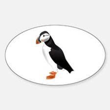 Puffin md Decal